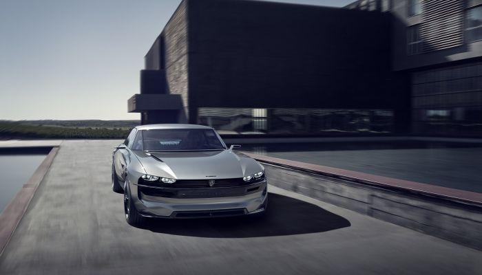Concept-cars Peugeot: una ventana al futuro