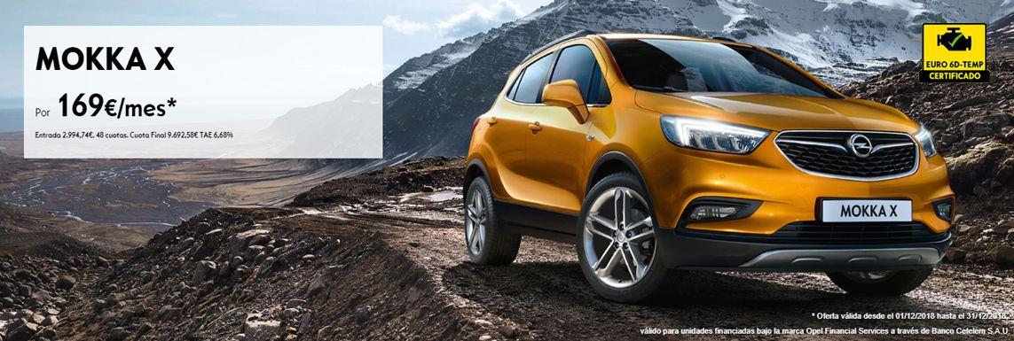 [Opel] MOKKA X Header
