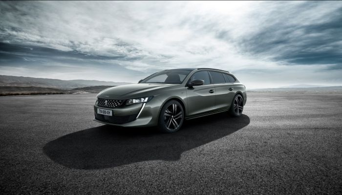 Nuevo Peugeot 508 SW: el break radical