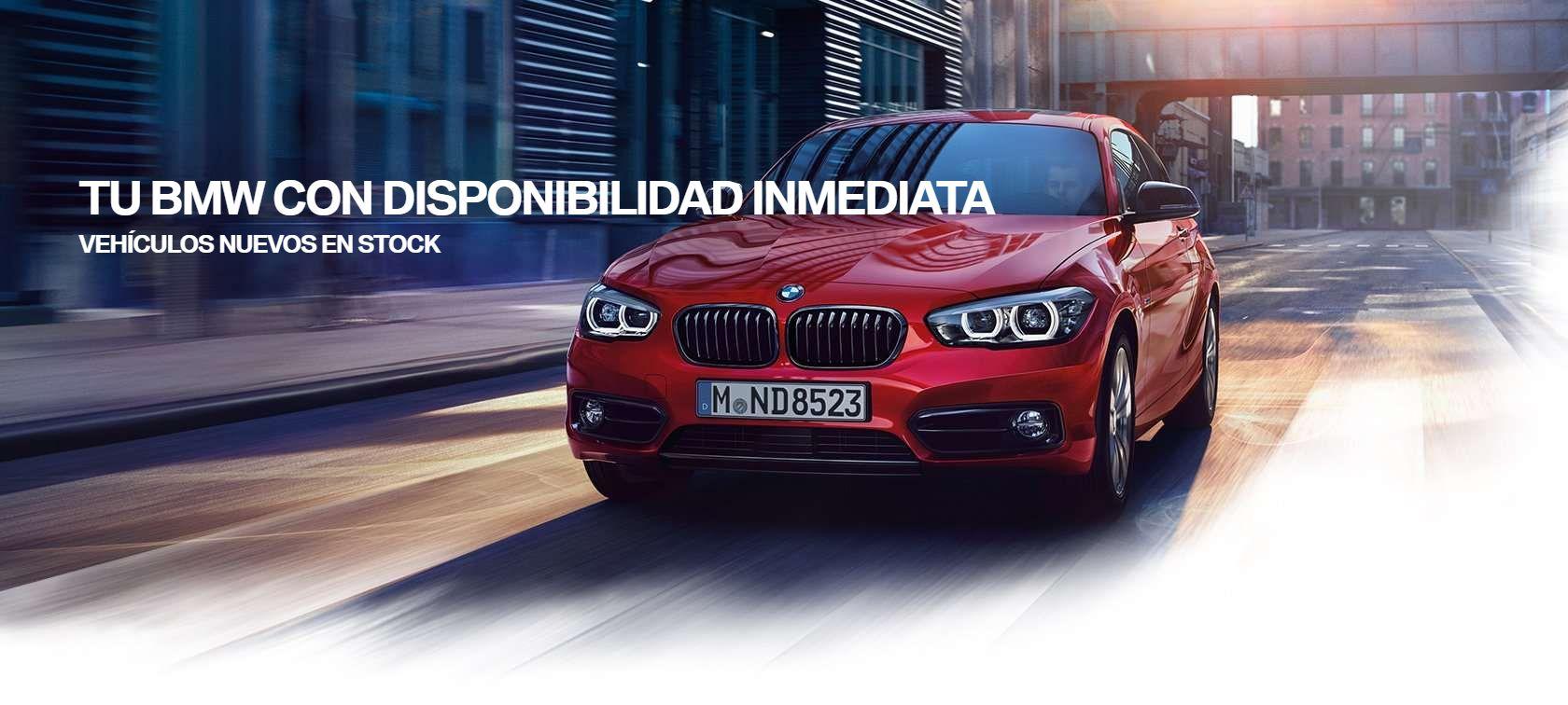 TU BMW CON DISPONIBILIDAD INMEDIATA