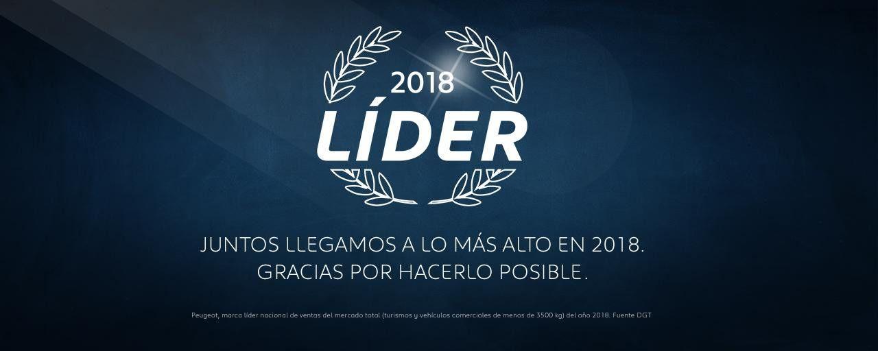 PEUGEOT IÍDER 2018.