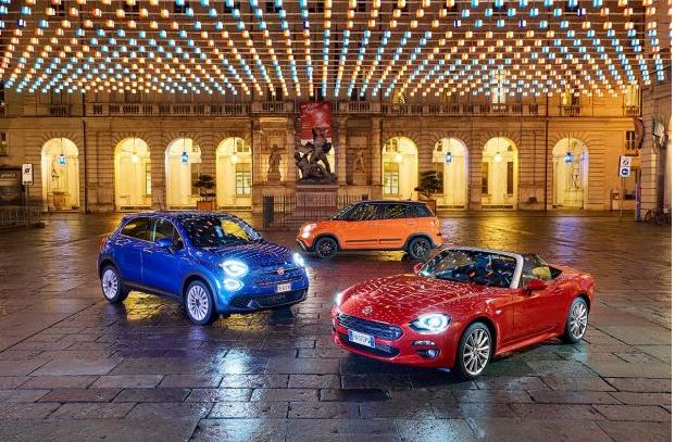 Fiat, Jeep y Alfa Romeo cierran un positivo año 2018