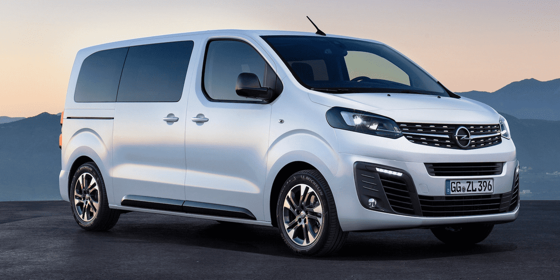 Nuevo Opel Zafira Life, máxima versatilidad e innovación tecnológica