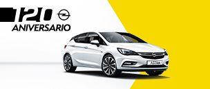 [Opel] Astra 120 aniversario List