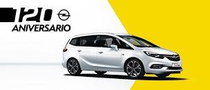 [Opel] ZAFIRA List