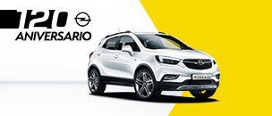 [Opel] MOKKA X 120 ANIVERSARIO List