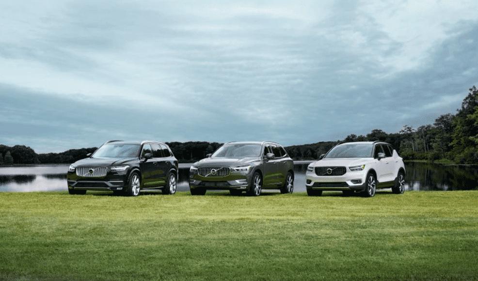 Volvo Cars alcanza un nuevo récord de ventas globales en 2018, superando el hito de los 600.000 vehículos