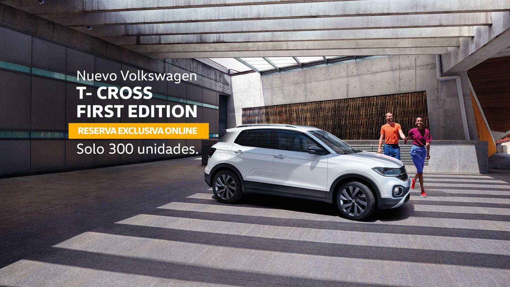 NUEVO T-CROSS FIRST EDITION.
