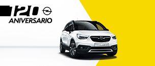 [Opel] CROSSLAND X 120A ANIVERSARIO List