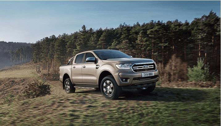Ford Ranger, el pickup más vendido de Europa, se renueva