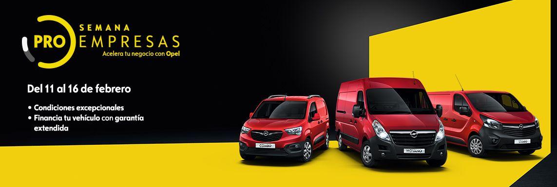 [Opel] Semana ProEmpesas Header