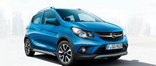 [Opel] KARL ROCKS List
