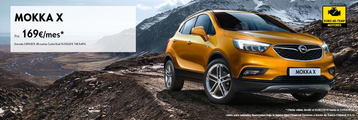 [Opel] Opel mokka X Header