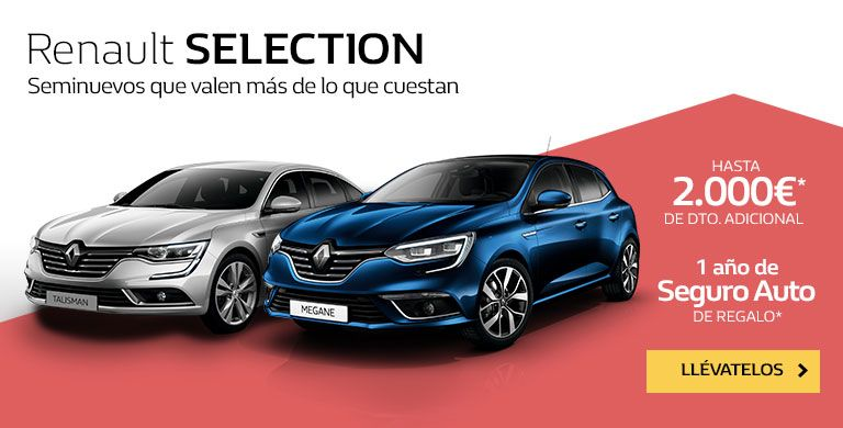 RENAULT SELECTION