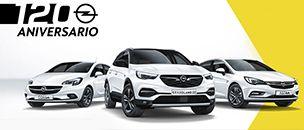 [Opel] OPEL 120 ANIVESARIO List