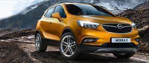 [Opel] Opel Mokka X List