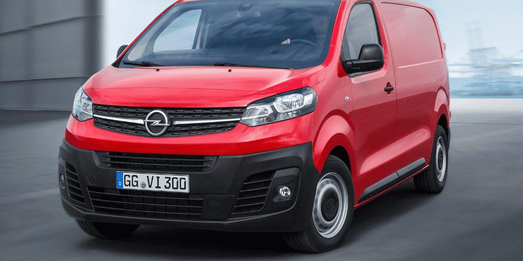Nuevo Opel Vivaro, el socio perfecto para los profesionales más flexible y tecnológico