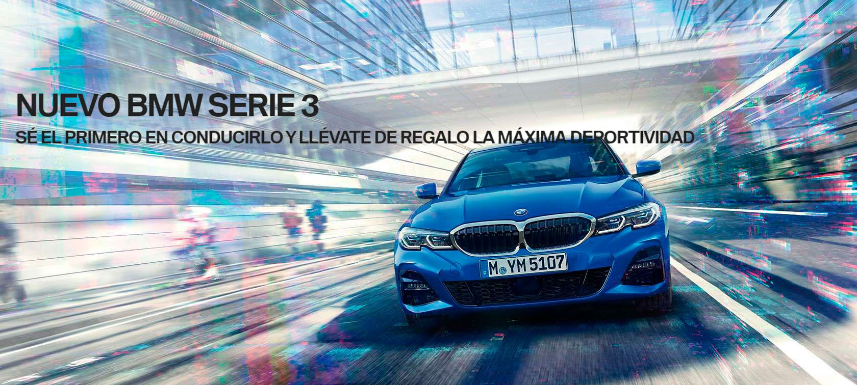 NEVO BMW SERIE 3