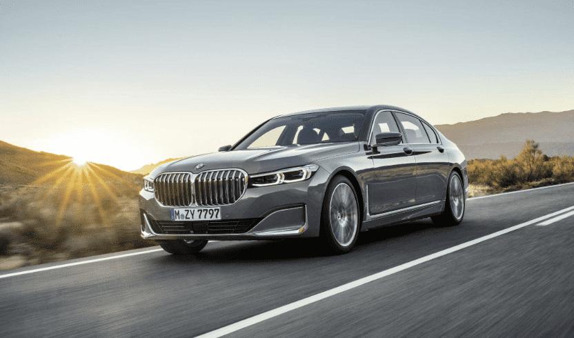 El nuevo BMW Serie 7