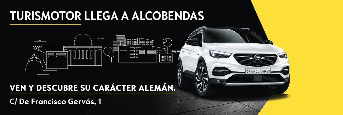 [Opel] TU NUEVO CONCESIONARIO OPEL EN ALCOBENDAS. Header