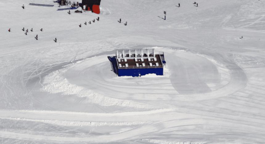FORD SNOW DRIVING: PRUEBA LA GAMA SUV DE FORD A 2.000 METROS DE ALTURA EN ASTÚN