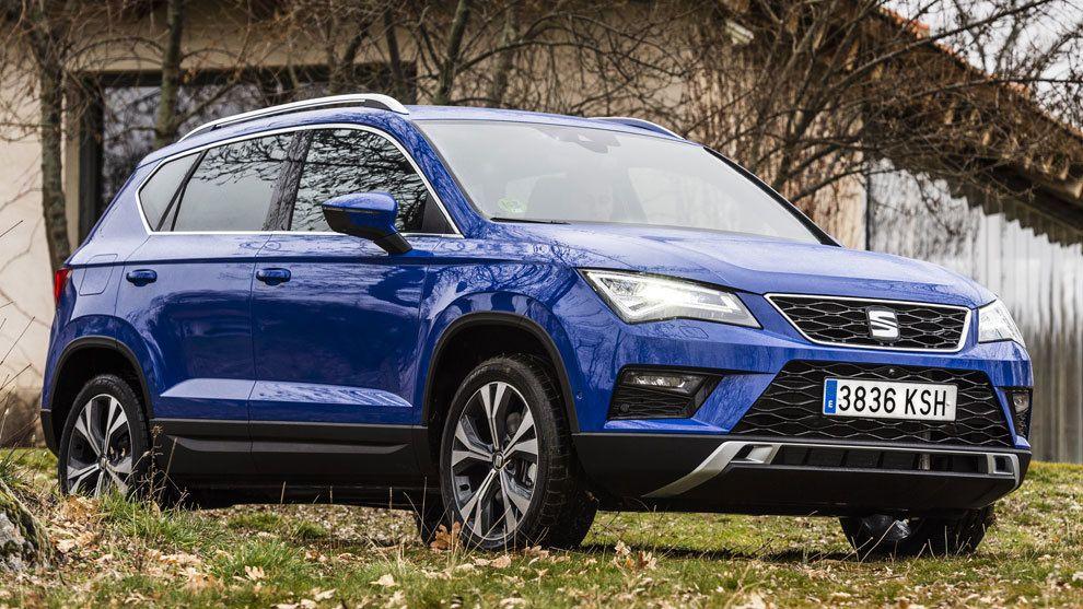 Seat Ateca: más potencia con nuevos motores gasolina y diésel de 150 CV