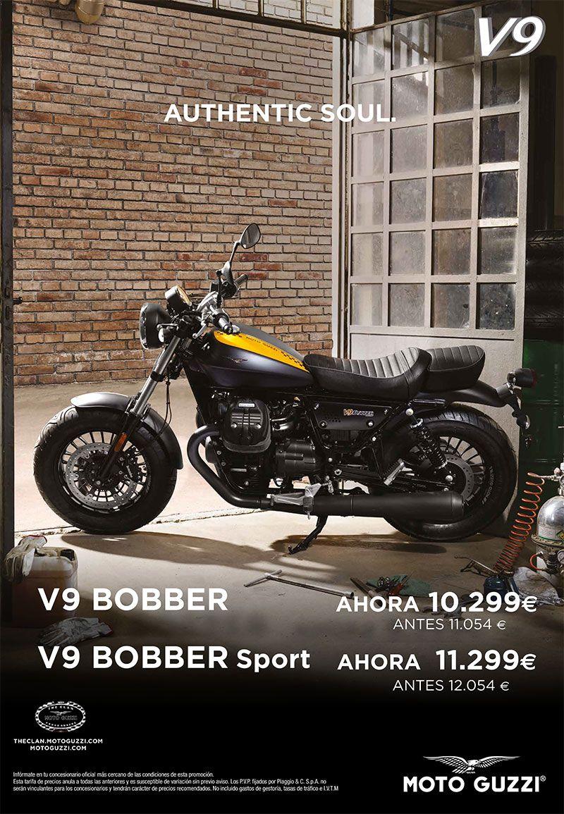 V9 BOBBER