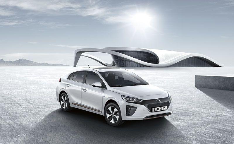 El IONIQ Eléctrico encabeza el ranking ecológico del club de automóviles más grande de Europa