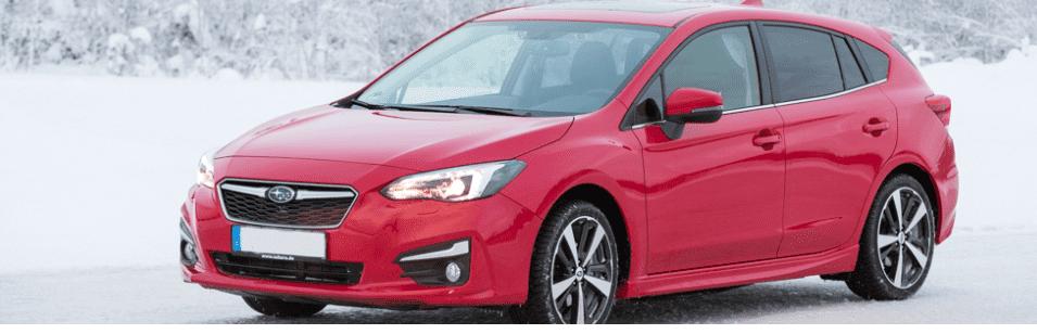 Tecnología Eyesight: conducir con cuatro ojos para mayor sensación de seguridad