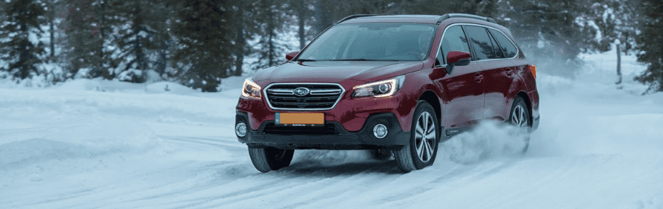 Subaru Winter Experience