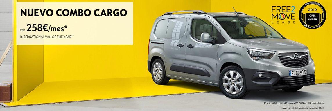 [Opel] Combo Cargo Header