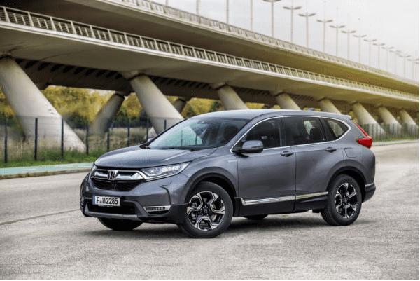 El nuevo Honda CR-V consigue las cinco estrellas Euro NCAP