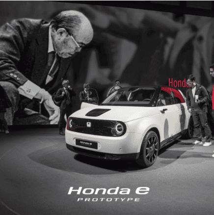 El Salón de Ginebra muestra la apuesta 100% eléctrica de Honda
