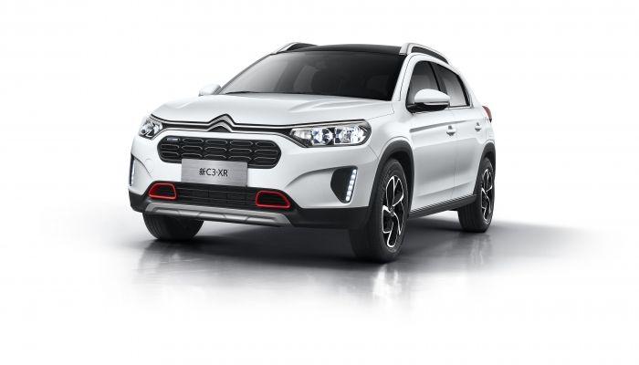 CITROËN REFUERZA SU OFENSIVA SUV EN CHINA CON EL NUEVO SUV C3-XR