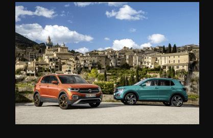 EL NUEVO T-CROSS COMPLETA LA OFENSIVA SUV DE LA MARCA  VOLKSWAGEN EN ESPAÑA