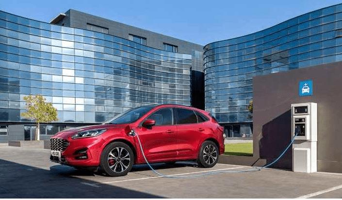 ¡Los nuevos vehículos eléctricos de Ford, al descubierto!