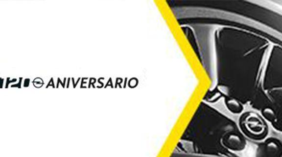 [Opel] GAMA OPEL 120 ANIVERSARIO List
