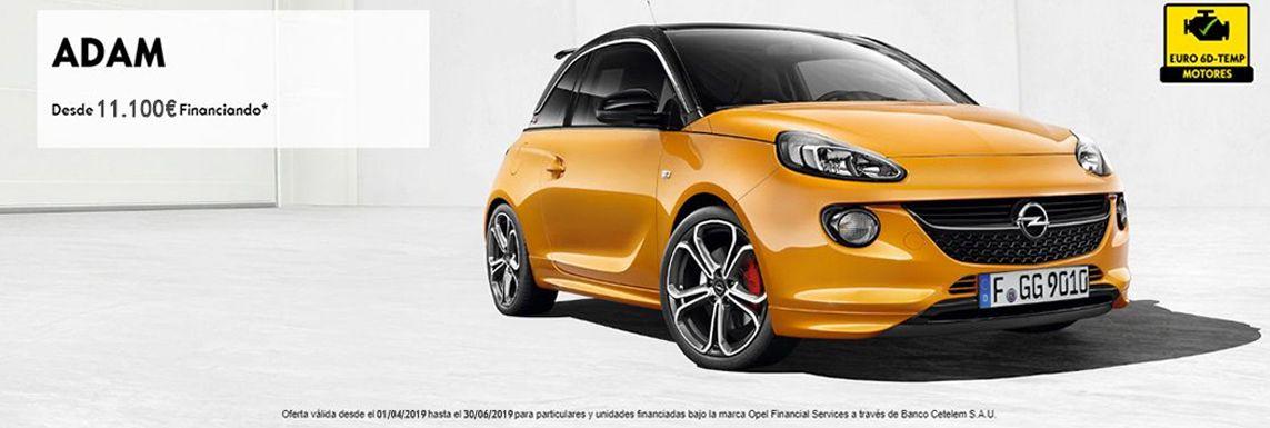 [Opel] ADAM Header