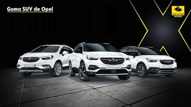 [Opel] GAMA SUV 120 ANIVERSARIO List