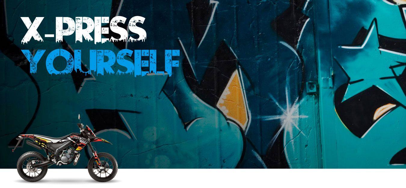 X-PRESS YOURSELF