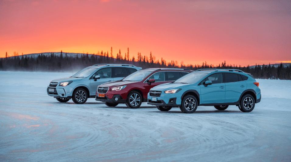 Gama SUV: Espíritu Off-Road para recorrer cualquier ruta
