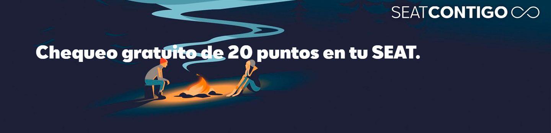 CHEQUEO GRATUITO DE 20 PUNTOS