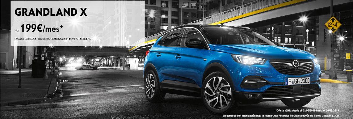 [Opel] OPEL GRANDLAND X Header