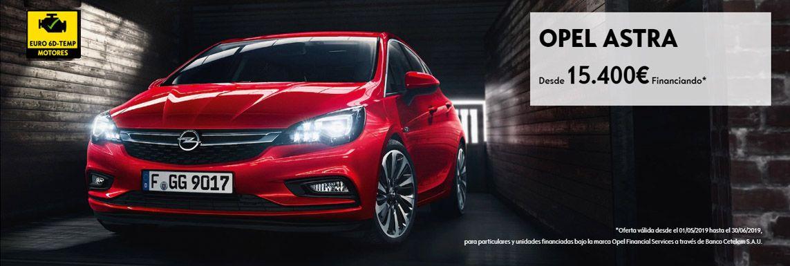 [Opel] Opel Astra Header