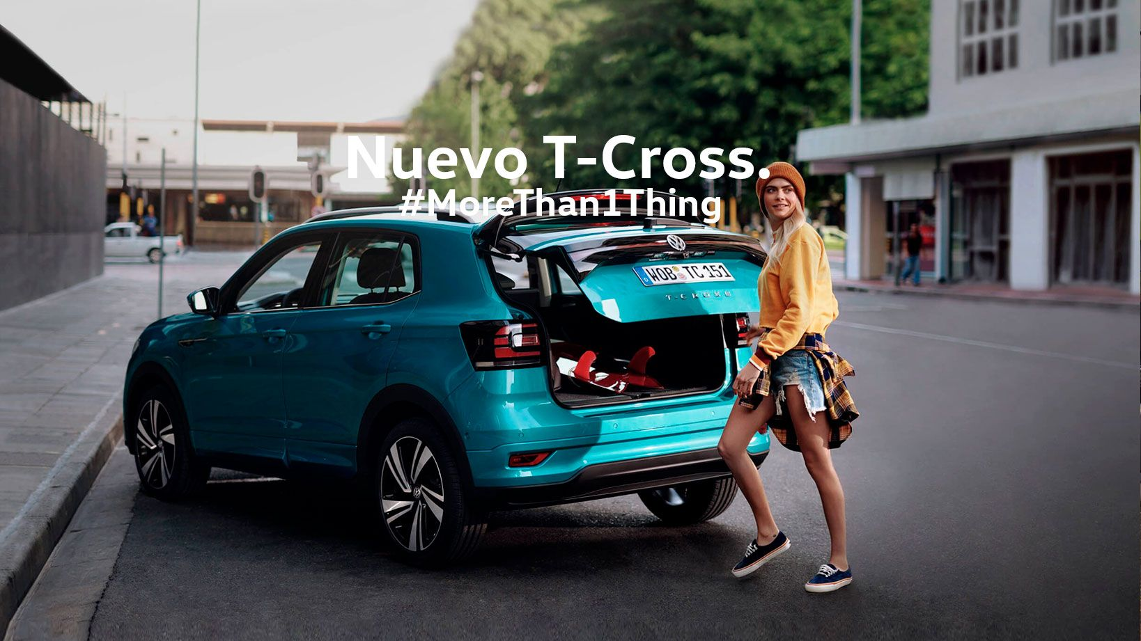 NUEVO T-CROSS
