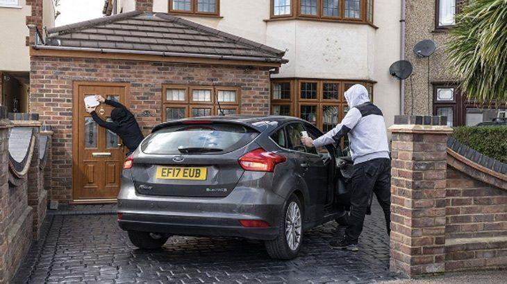 Ford evita los robos con un modo reposo que desactiva las llaves