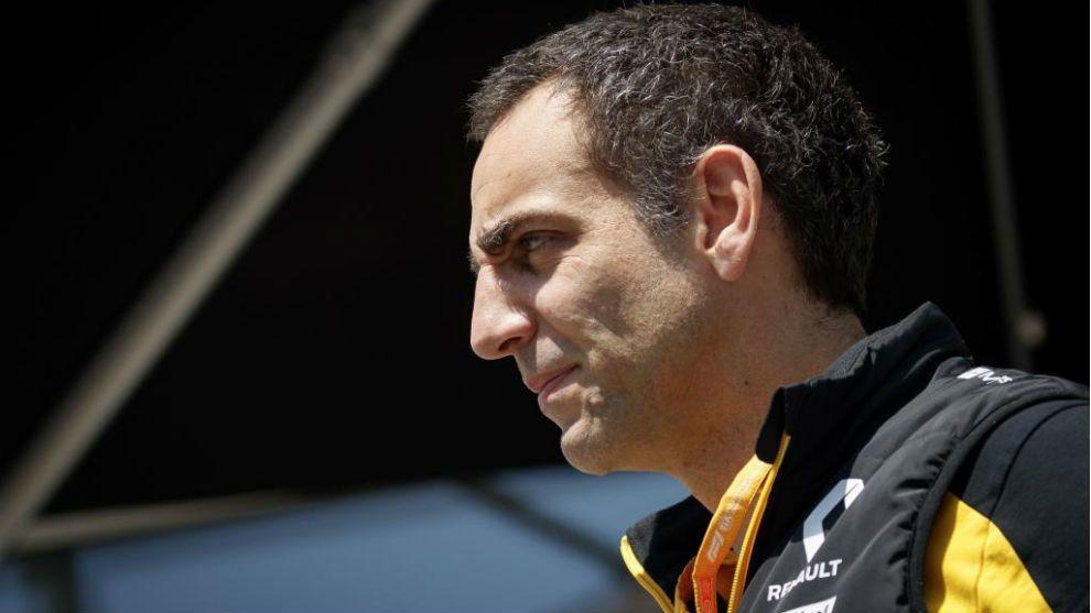 """Abiteboul: """"Hasta 2021, Renault no luchará por victorias"""""""