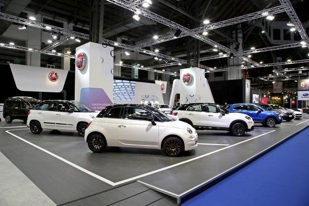 FCA Spain lanza unas ofertas sin competencia en el Automobile Barcelona 2019