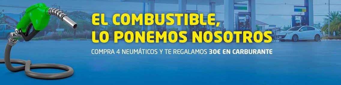 EL COMBUSTIBLE, LO PONEMOS NOSOTROS