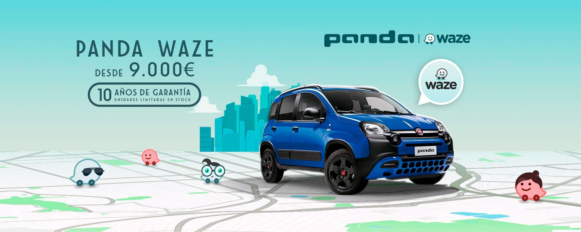 PANDA WAZE.